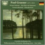 Paul Graener CD-Cover Rahmen k