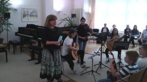 Karin Müller eröffnet Musik macht Heimat am 13.6.16