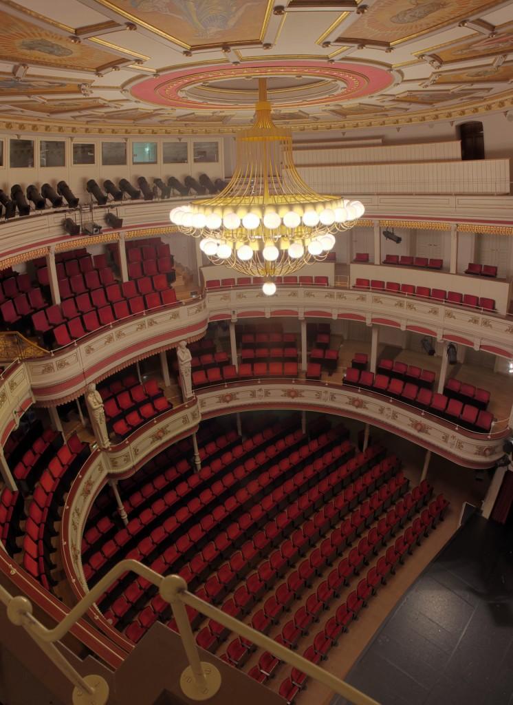 Theatersaal Altenburg